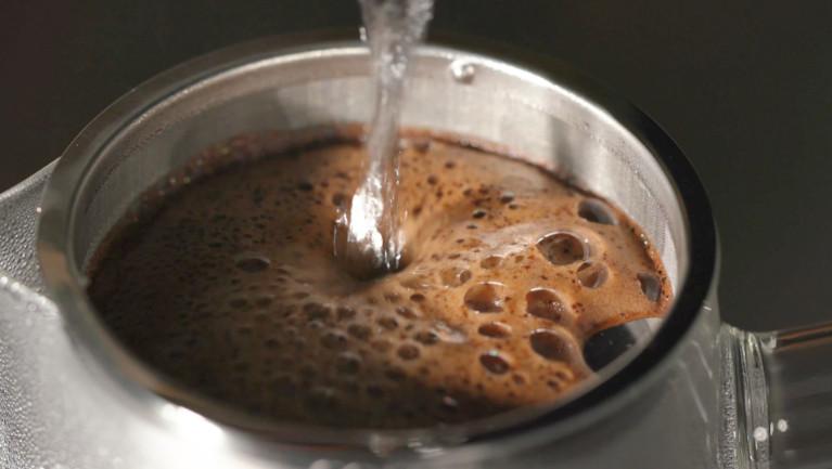 Kaffeewaage Digital