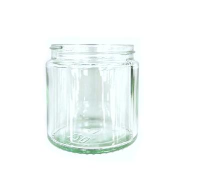 Glasbehälter zu Comandante C40 - transparent