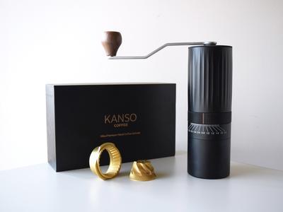 Kanso Hiku - Hand Coffee Grinder Original