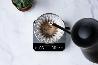 Acaia Pearl 2021 Kaffeewaage - Schwarz