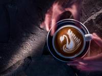 Latte-Art Training Session