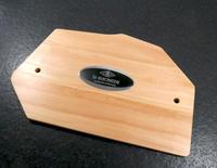 Seitenwände (Holz, Paar) zu La Marzocco GS3 - Kastanie