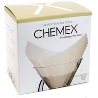 CHEMEX Filterpapier 6-10 Cup (quadratisch)