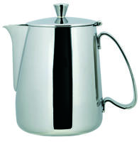 "ILSA Gastro-Kaffeekrug ""Anniversario"" Edelstahl 100cl / 12 Tassen"