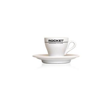 Rocket Espressotassen-Set 6 Stück - weiss