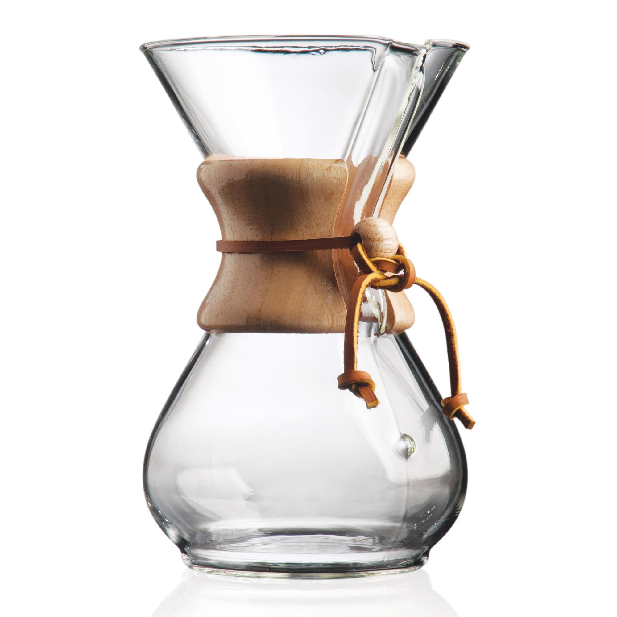 CHEMEX Woodneck 6 Cup