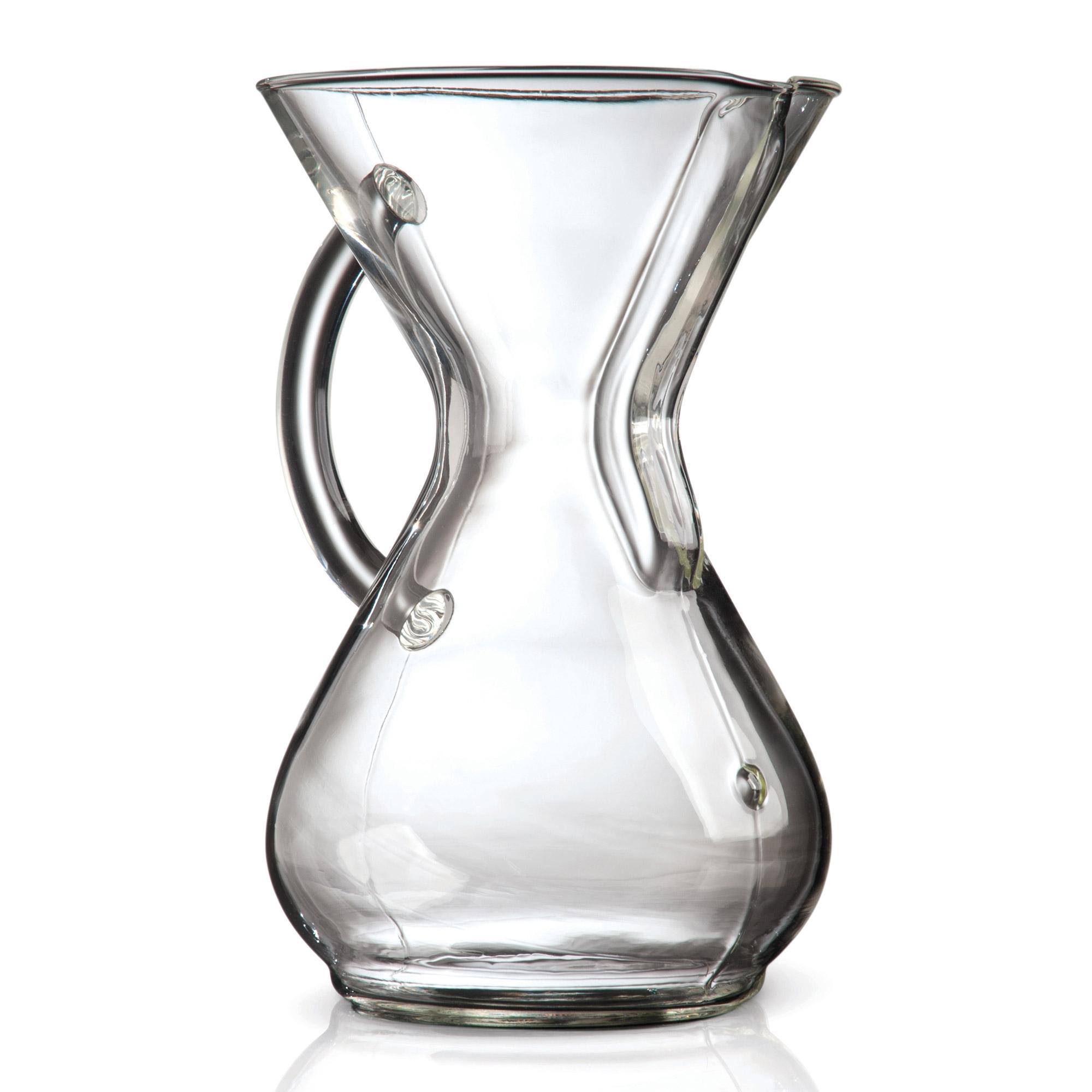 CHEMEX Glass Handle 6 Cup
