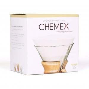 CHEMEX Filterpapier 6-10 Cup (rund)