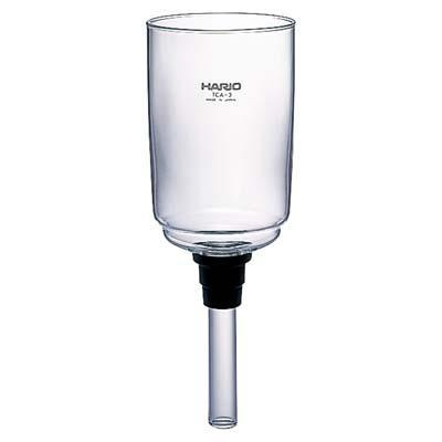 HARIO Ersatzglas für Coffee-Syphon TCA-5 oben