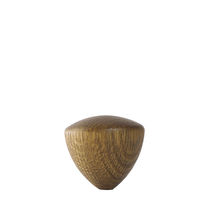 Holzknauf Eiche geräuchert zu Comandante C40