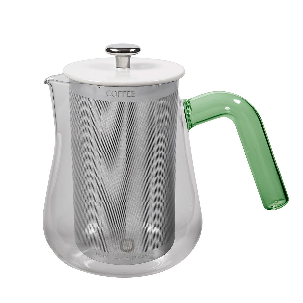 Carl Henkel ARCA X-TRACT-BREW 0.8l Green handle
