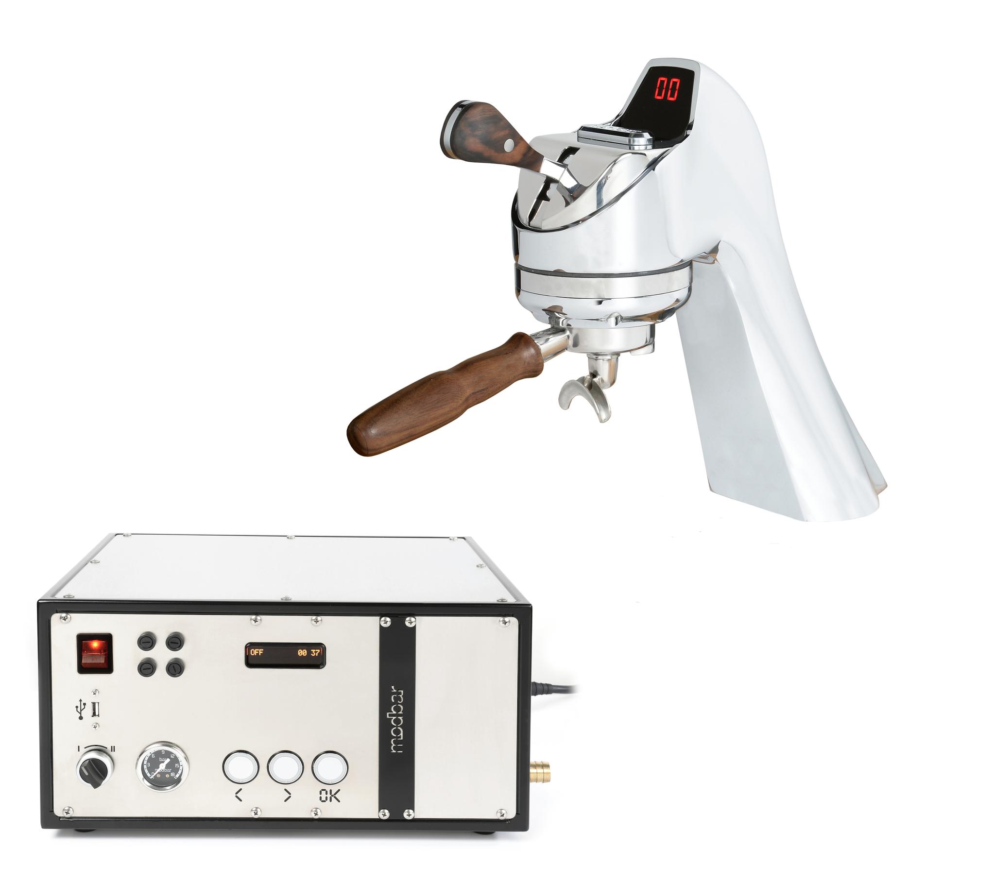 Modbar Espresso AV Single Group (chrom)