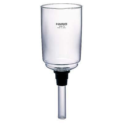 HARIO Ersatzglas für Coffee-Syphon TCA-3 oben
