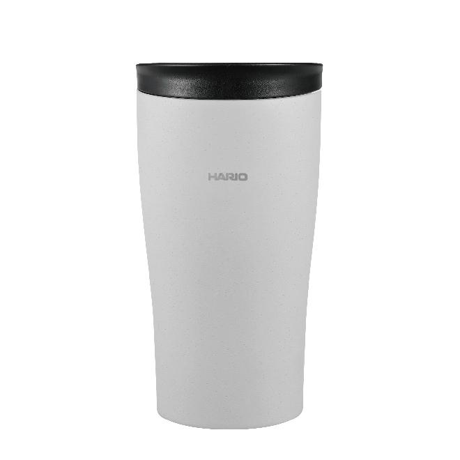 Hario Isolierter Tumbler mit Deckel 300ml Grey