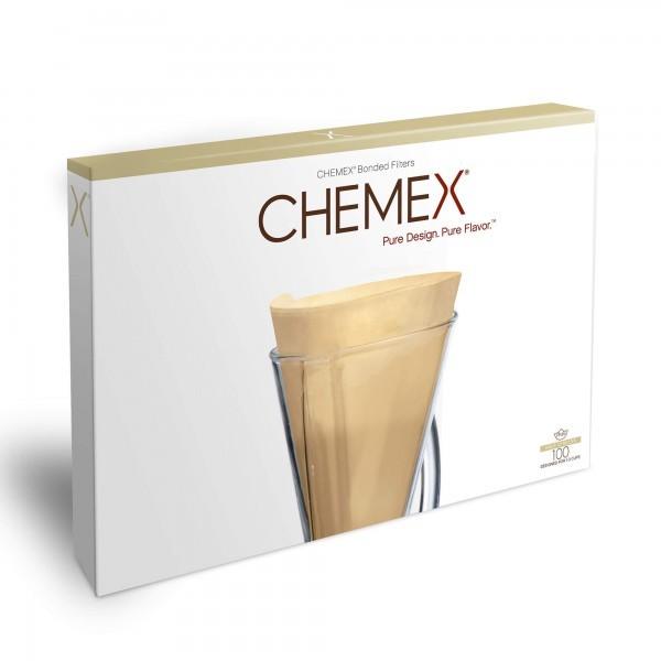 CHEMEX Filterpapier 2 Cup natur