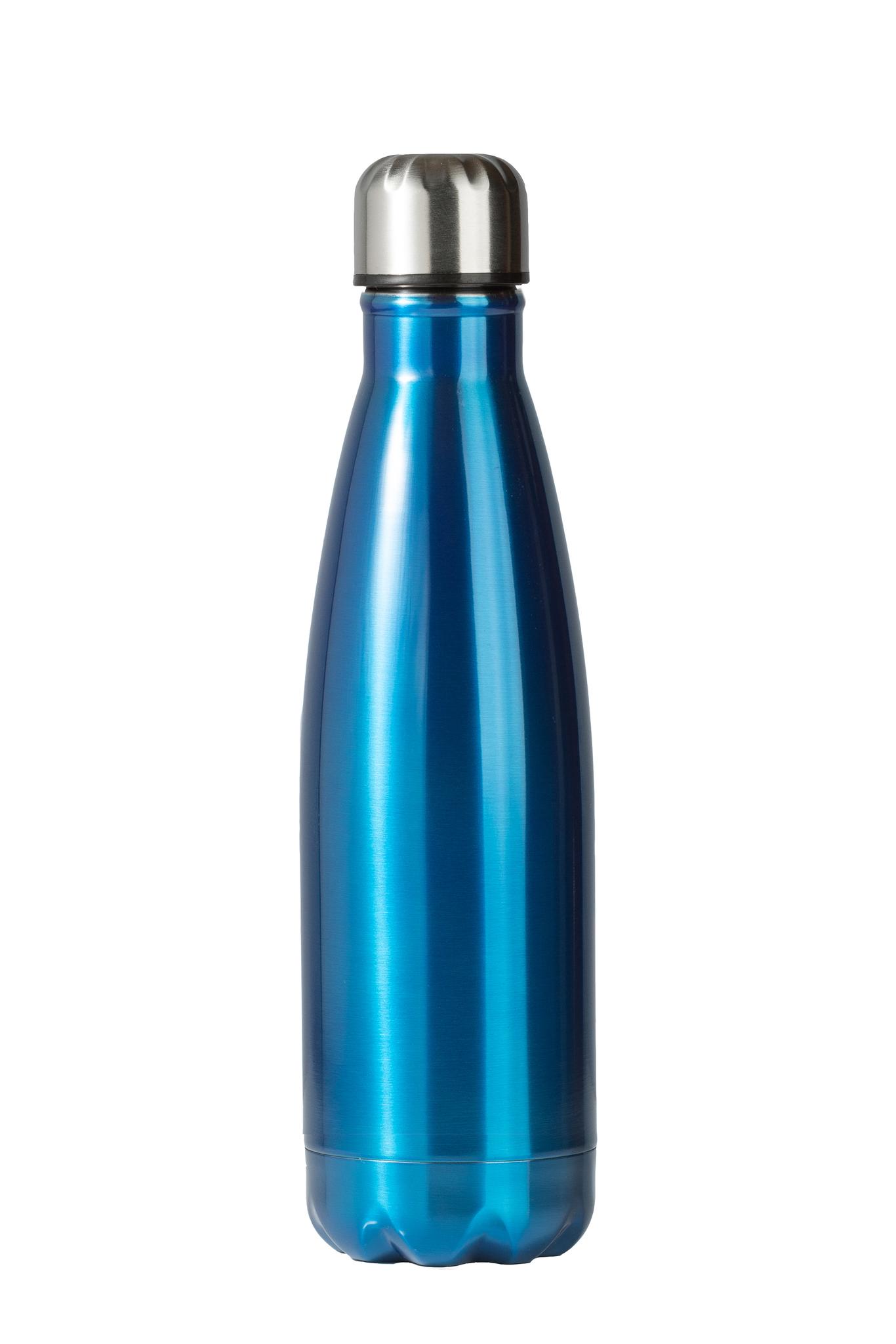 ILSA Trinkflasche Vakuumisoliert / Edelstahl 50cl blau
